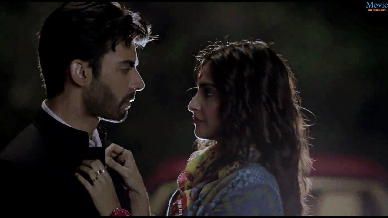Download Fawad Khan And Sonam Kapoor Kiss Scene