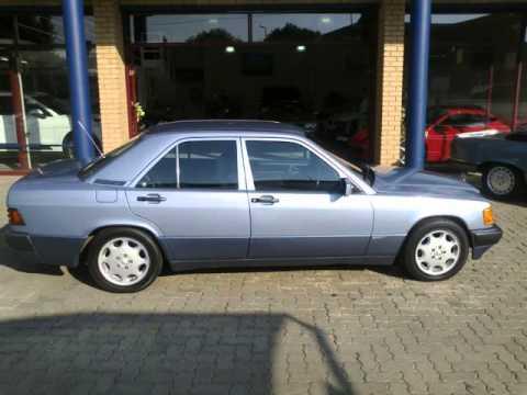 1993 mercedes benz 190e 2 3 16v sportline auto for sale on for Mercedes benz 190e cosworth for sale
