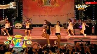 Video [LIVE]After School- Because of You + Ah + Diva  EN VIVO download MP3, 3GP, MP4, WEBM, AVI, FLV Agustus 2018