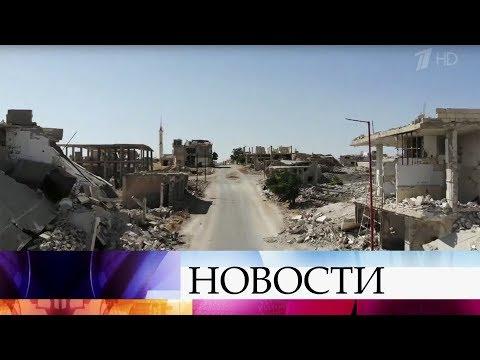 В Сирии истребители...