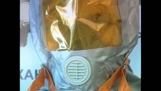 видео Самоспасатель изолирующий СПИ-20