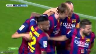 vuclip FCB-BR | Goals & Highlights | FC Barcelona (3-0) Elche CF | 24/08/14