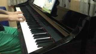 ฝืนตัวเองไม่เป็น (piano cover by Gun)