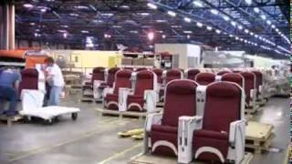 Turkish Airlines A330 construction process