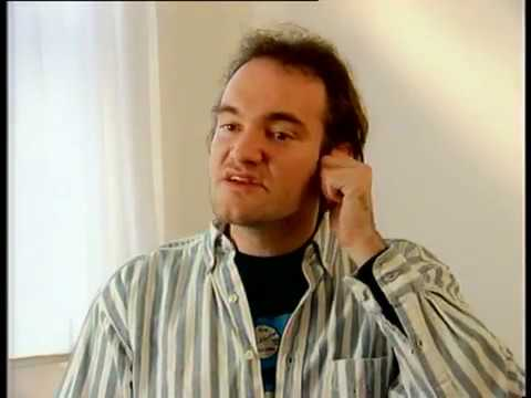 Quentin Tarantino interview (Director/Writer) - Reservoir Dogs (1992)