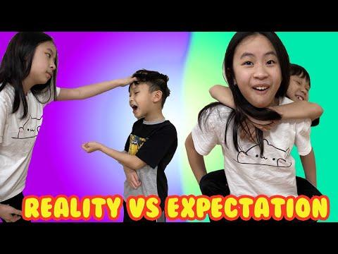 Expectation VS Reality Unexpected Prank Fun TV