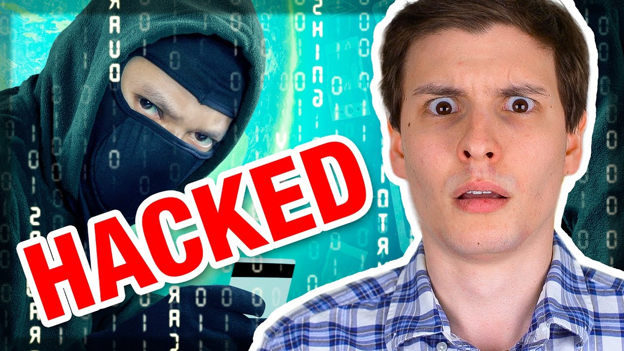 I Got Hacked!? Here\'s what Happened... - YouTube
