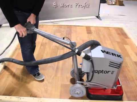 Step 2 Refinishing Engineered Hardwood Floors Final Step Youtube