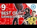9 Best Things from gamescom 2016