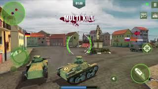 33 Kills! - 20 Kills In One Game! - War Machines Tank Shooting Game - imjusbetter