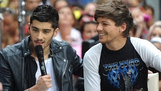 Louis Tomlinson REUNITES with Zayn Malik to Honor His Late Mother's Dying Wish