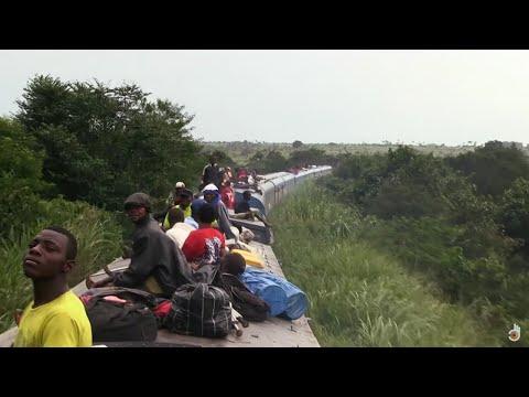 Deadliest Journeys - Congo Katanga