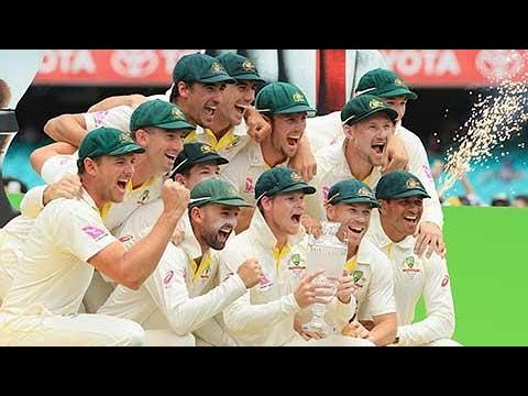 The best of Australia's march to Ashes glory