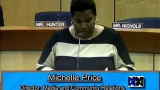 School Board Meeting: April 17, 2018