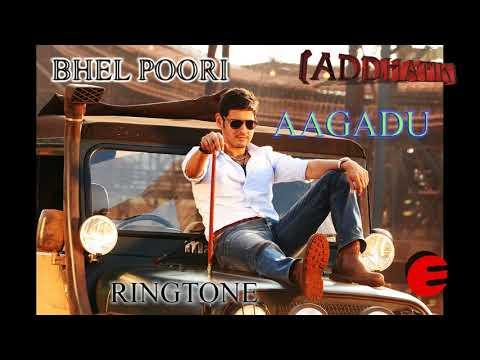 Bhel Poori - Aagadu - Ringtone