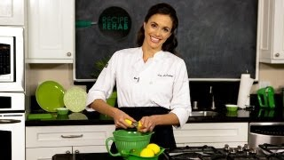 Chef Aida Mollenkamp's Vegetarian Spaghetti And Meatballs I Recipe Rehab I Everyday Health