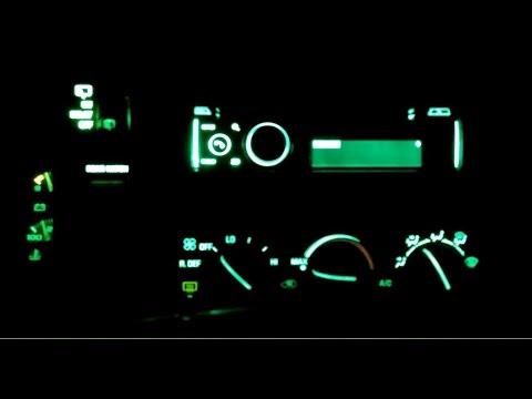 Dash LED Lighting 1996 GMC Yukon | Gauge, Dash Switches, HVAC, Window Switch, And Lock Switch