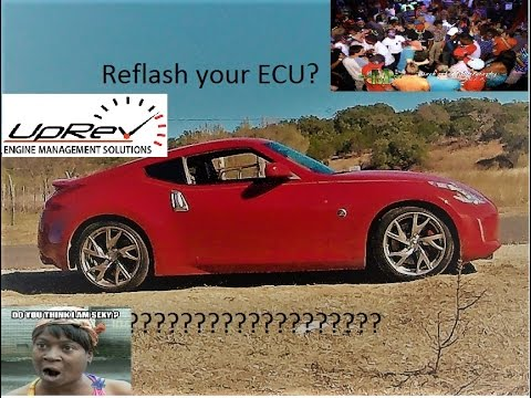 How to tune / flash your vehicle ECU (osiris on nissan 370z)