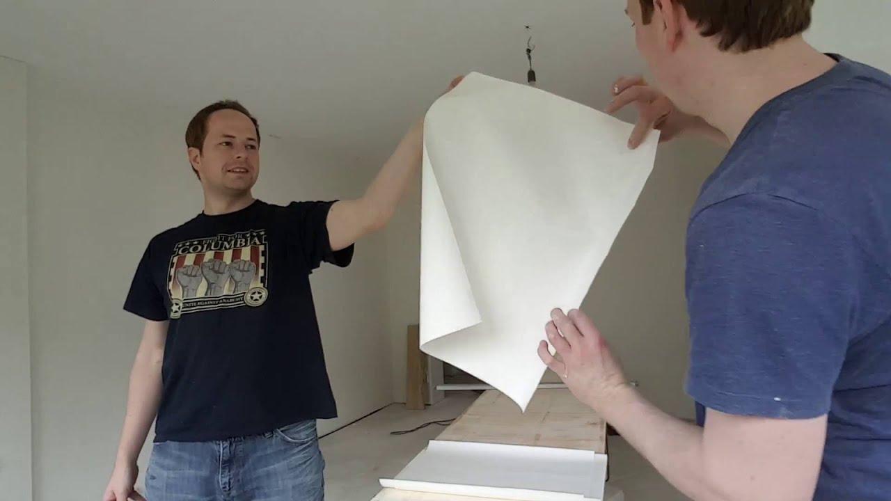 Wnde tapezieren modern tapezieren ideen wohnzimmer wande home design inside wnde tapezieren - Gestrichene wand tapezieren ...