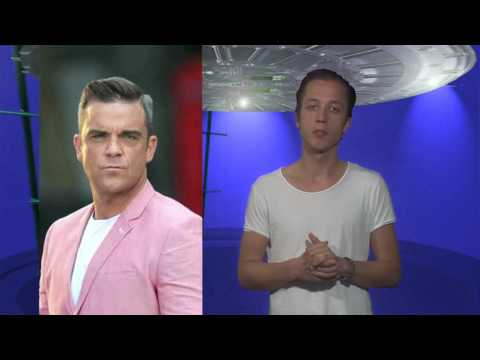 Robbie Williams / 10 vragen Quiz