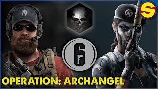 🔴 Ghost Recon: Wildlands and Rainbow Six Siege Story Mission: Operation: Archangel 🔴