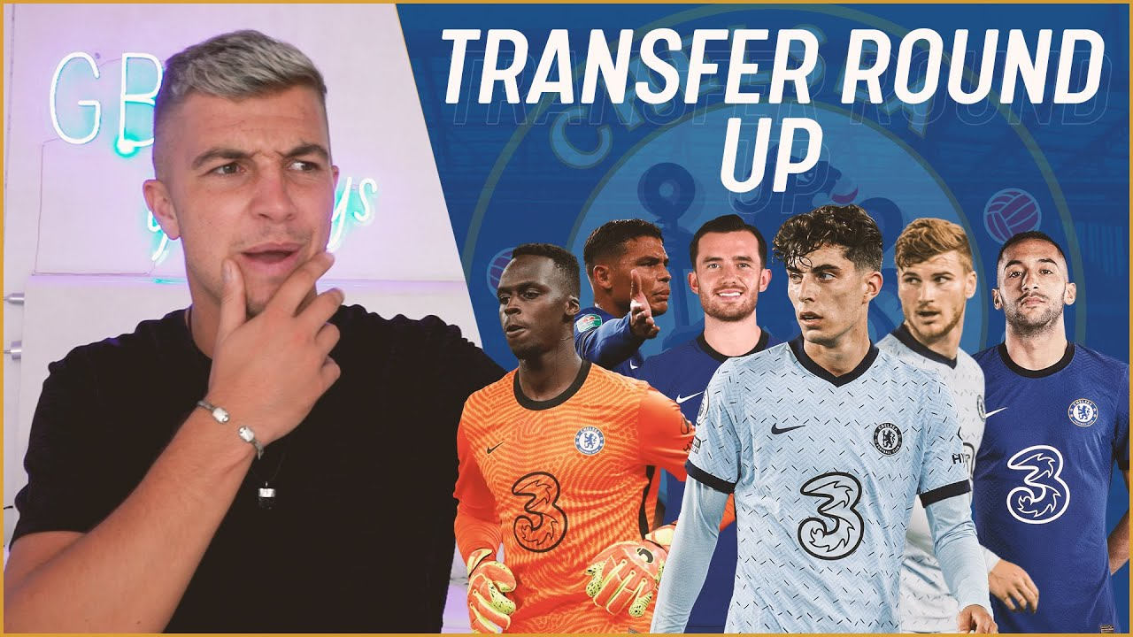 CHELSEA FC NEWS | CHELSEA FC TRANSFER WINDOW REVIEW - YouTube
