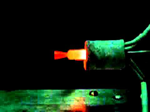 Propulsion - Pulse Testing of Milli-Newton Thruster