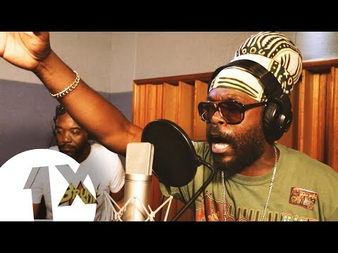 1Xtra in Jamaica - Ras Charmer- Big Yard Freestyle