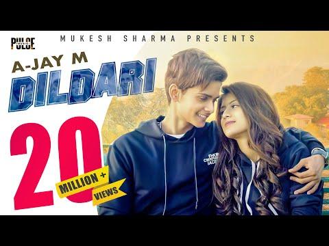 Dildari Official Video | A Jay Ft. Arishfa Khan & Lucky Dancer | Sundeep G | Latest Hindi Songs 2020