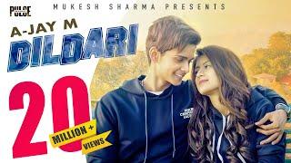 DILDARI Official Video   A-Jay M Ft. Arishfa Khan & Lucky Dancer   Sundeep G   Latest Songs 2020