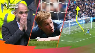 Shocking Misses | Crazy Open Goal Misses | Premier League Edition