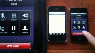 Viber, free calls from iPad to iPhone to iPod ...