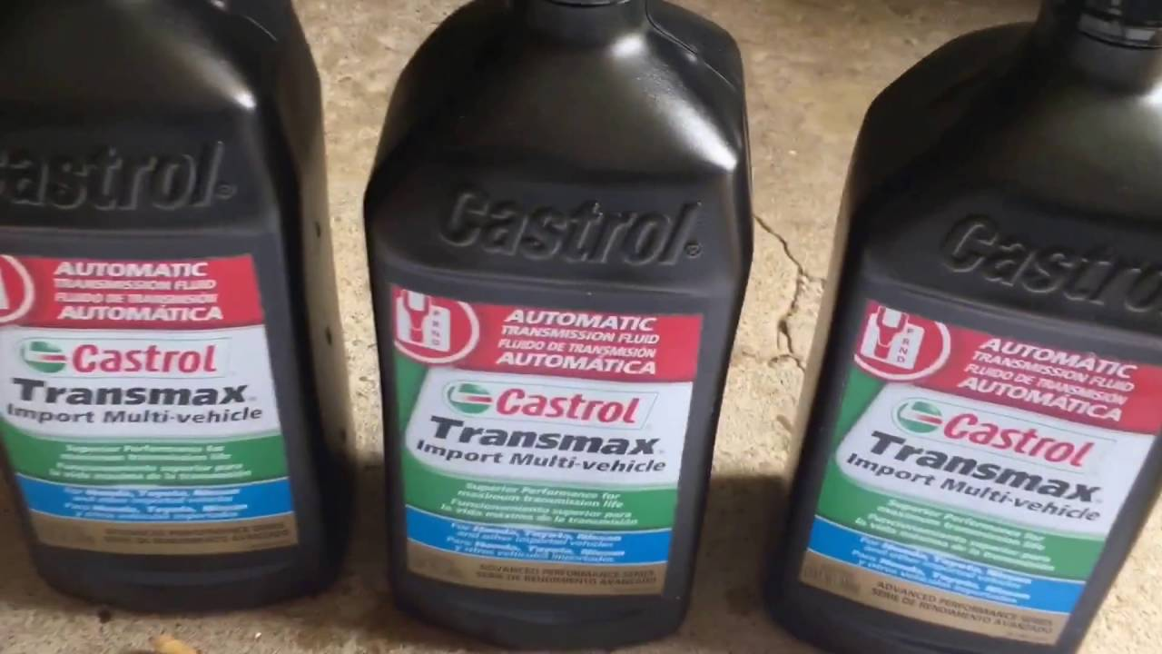 Honda synthetic automatic tranny fluid this excellent