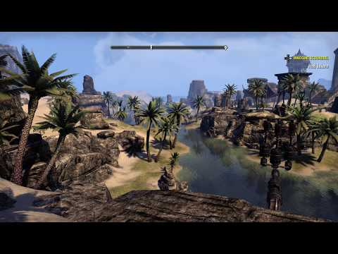 The Elder Scrolls Online - Innocent Squandrel: Exit Mine: Lie to Moglurkgol  Dwarven Part (2015)