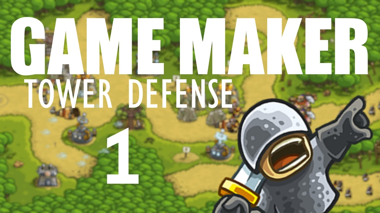 [Game Maker] Tower Defense - Part 1 - First Enemy & Level