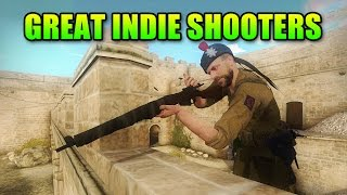 Great Indie Shooters   Day Of Infamy, Insurgency & Sandstorm