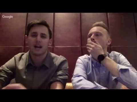 """""""La La Land"""" lyricists Benj Pasek and Justin Paul dish creating songs for original movie musical"""