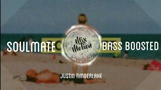 Justin Timberlake SoulMate bass boosted