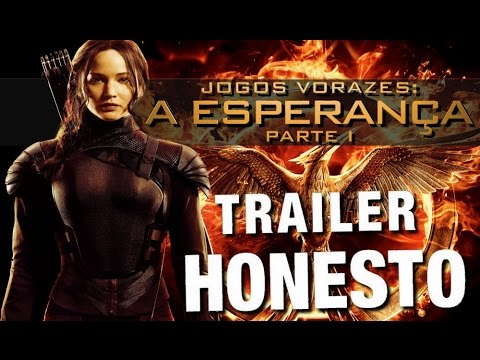 Trailer do filme Jogos Vorazes: A Esperança - Parte 1