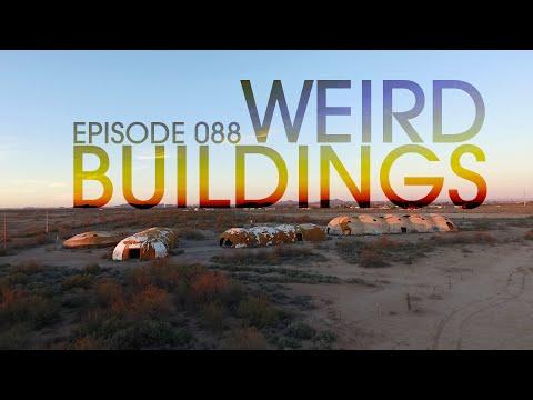 Weird Buildings of Phoenix - Van Life 088