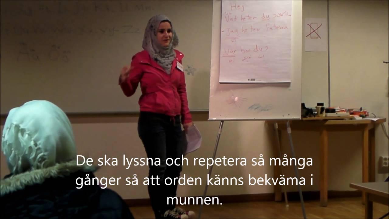 Presentationsfilm om projektet SPRINT i Åre