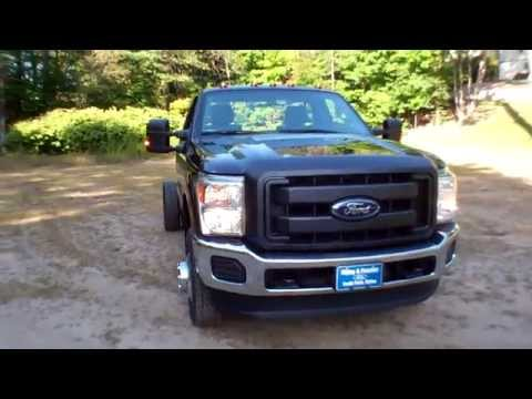 best price 2015 ford f 350 4x4 chassis cab for sale near portland me youtube. Black Bedroom Furniture Sets. Home Design Ideas