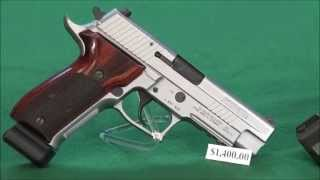 Sig Sauer Guns, Worth The Money ?  WeaponsEducation