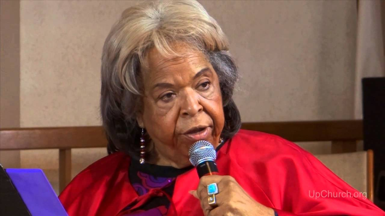 """""""Watch Your Mouth"""" Minister Della Reese Up Church. - YouTube  """"Watch You..."""