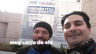 Kaua y cuncunul en moto reto Yucatán 106