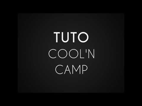 TUTO COOL'N CAMP CAMPINGS CYBÈLE VACANCES