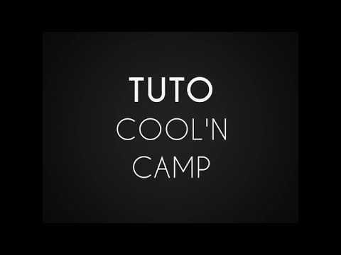 TUTO COOL'N CAMP CAMPINGS CYBÈLE VACANCES
