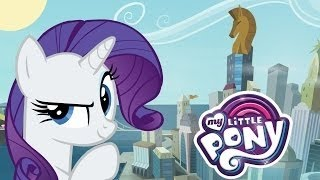 My Little Pony: Rarity Takes Manehattan - Best App For Kids - iPhone/iPad/iPod Touch