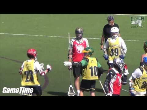 Finger Lakes Lacrosse Club VS Rhino Syracuse Select 2018  Albany Summer Clash Championship