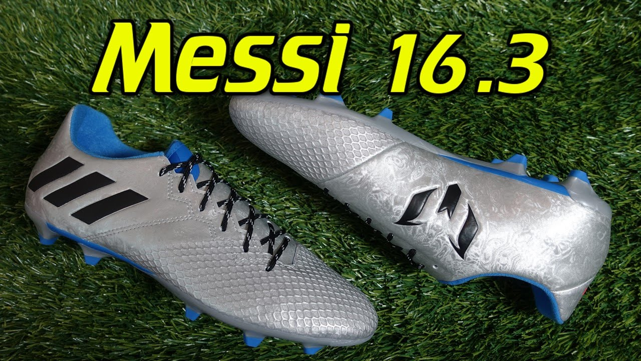 40b3cff9461 Adidas Messi 16.3 (Mercury Pack) - Review + On Feet - YouTube